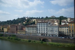 Beside the Arno River-Florence Day 3