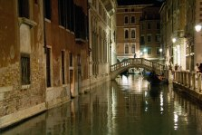 Canals at Night-Venice Day 3