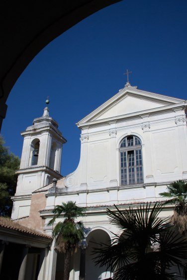 Church of San Clemente-Rome Day 3