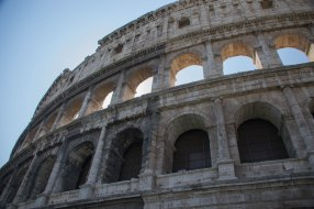 Colliseum-Rome Day 3