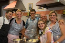Cooking Lesson4-Florence Day 2
