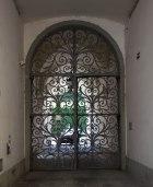 Gate to palace Florence