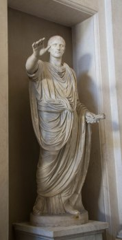 Julius Caesar-Vatican Museum-Rome Day 2