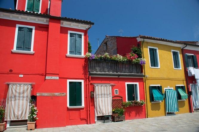 Main Street Burano 3-Venice Day 3