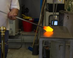 Murano Glass Demonstration - Venice Day 4