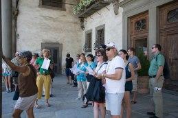Orientation Walk-Florence