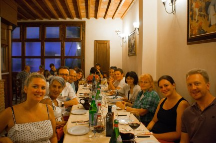 Our Tuscan Feast in Florence