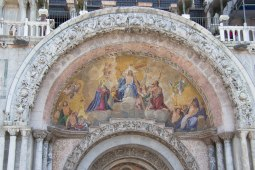 San Marco Above Door-Venice Day2