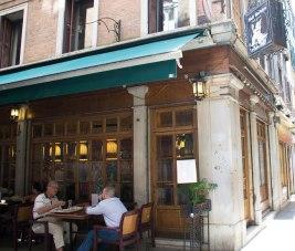 Self-Serve Cafe-Venice Day 2