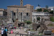 The Forum-Rome Day 3