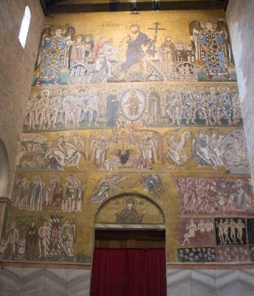 Torcello Chapel of St Maria 2-Venice Day 3