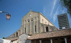 Torcello Chapel of St Maria of the Assumption-Venice Day 3