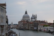 View from Accademia Bridge - Venice Day 4