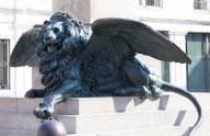 Winged Lion-Venice Day 3