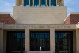 Bush Presidential Library-2