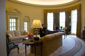 Replica of the Oval Office