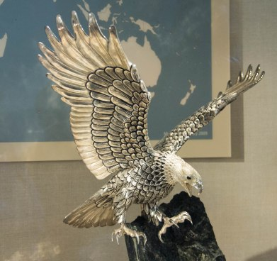 Presidential Gift-Silver Eagle