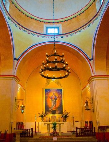 Mission Concepcion Altar