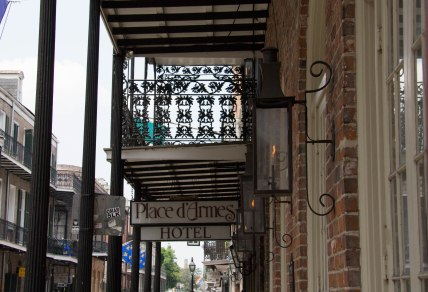 Place D'Armes Hotel - St. Ann Street