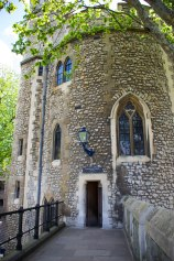 Battlements at The Tower