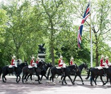 Royal Mounted Guard
