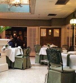 Chesterfield Hotel Tea Room