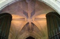 Entrance to Holy Trinity Church