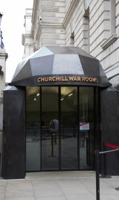 Churchill War Rooms-Entrance