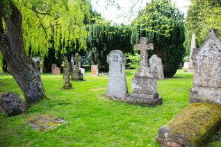 Graveyard at Holy Trinity Church