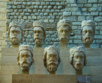 Heads of the Kings of Judah