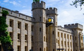 The Tower - Home of the Crown Jewels