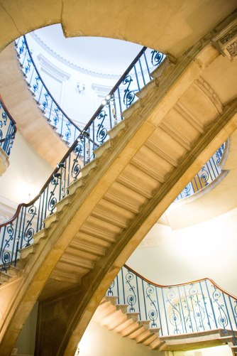 Lord Nelson Staircase - Sommerset House