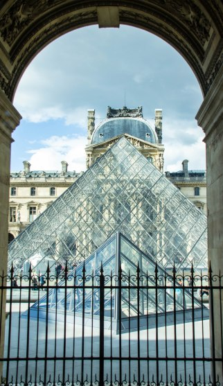 Louvre - New and Old