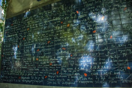 Wall of Love - Montmartre
