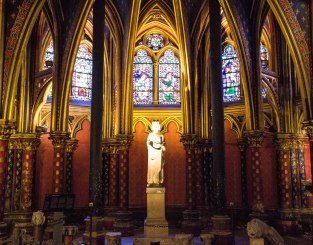 St Chapelle - Lower Chapel