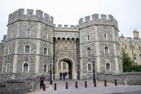 Main Gate - Windsor Castle