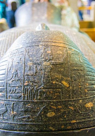 Stone Sarcophagus