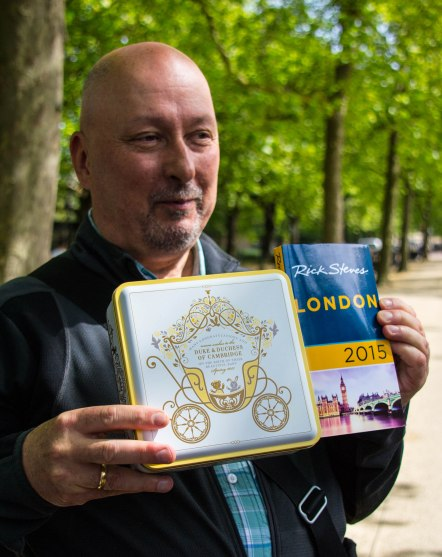 Our Guide Celebrates the Royal Birth