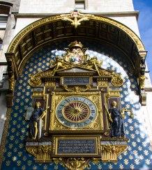 First Town Clock