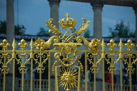Versailles Fence