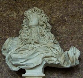 Louis XVI - Bernini - Versailles