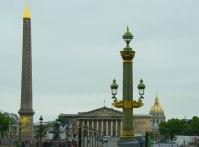 View of Monuments Paris