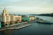 Havana Cuba - Harbor