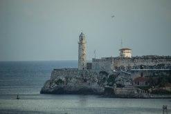 Fort from 1500s - Havana Cuba