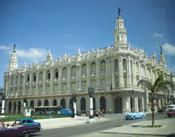 Grand Theater - Havana