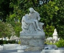 Pieta - Colon Cemetery