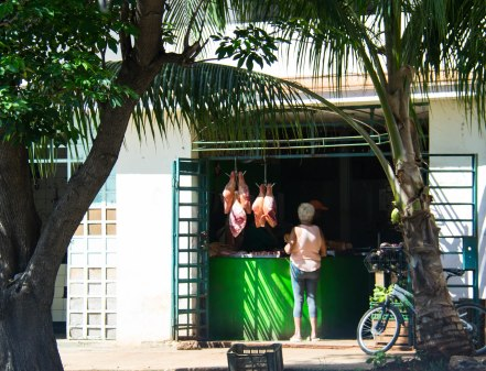 Street Market - Havana, Cuba