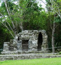 Bridal Purification Sweat House-Mayan