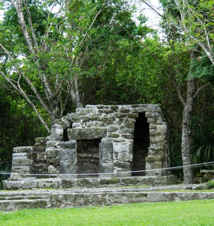 Bridal Purification Sweat House-Mayan