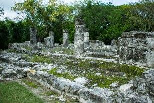 Cerimonial Throne Room-Mayan